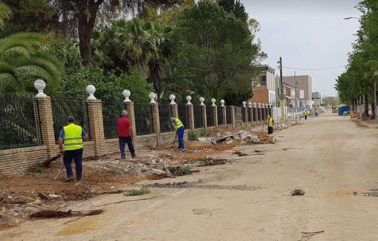 Casi 300 personas trabajarán en Utrera en un nuevo plan de empleo de la Junta dotado con 2,5 millones de euros