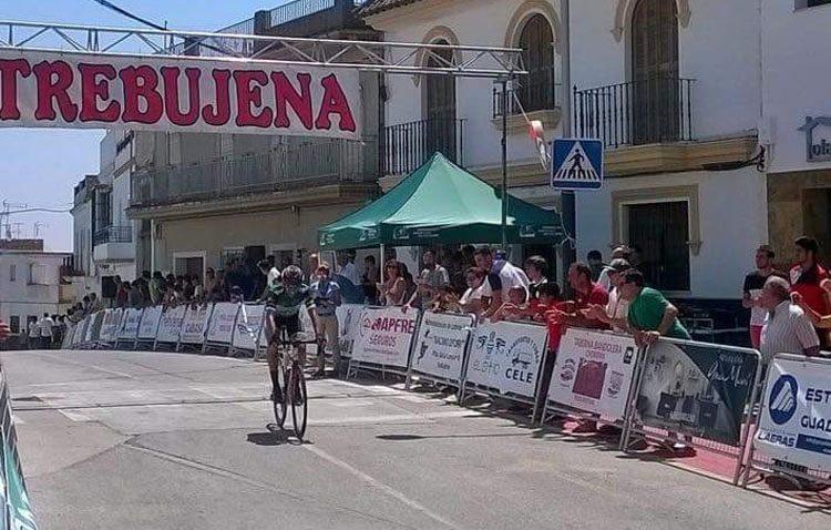 El equipo ciclista Teambike Utrera, en la lucha por el ranking andaluz