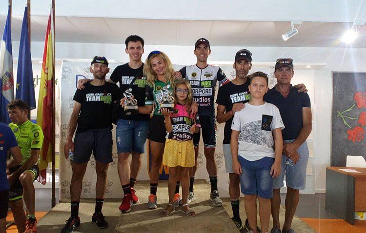 El ranking andaluz y provincial en las manos del equipo ciclista «Teambike Utrera»