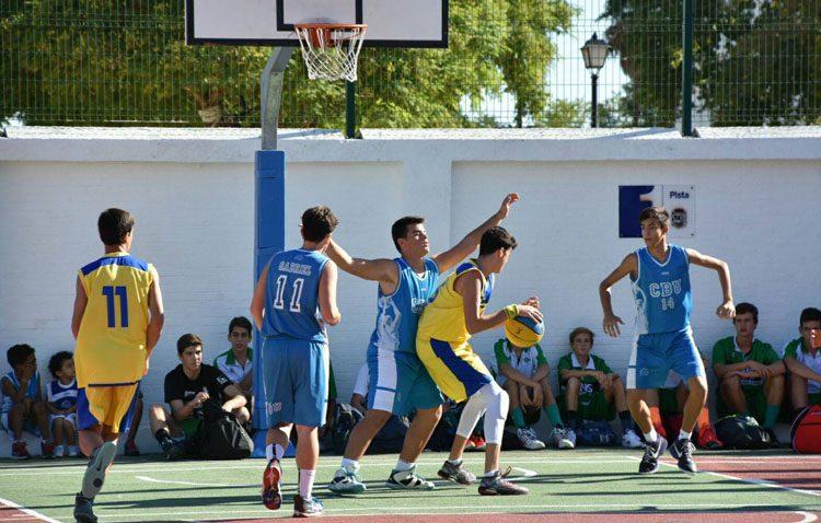 El Club Baloncesto Utrera prepara sus «12 horas de baloncesto» solidario