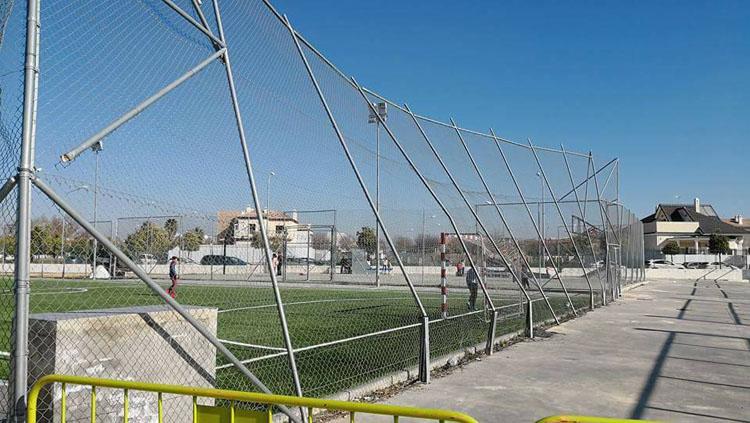 Un año ya sin el campo de fútbol grande del V Centenario
