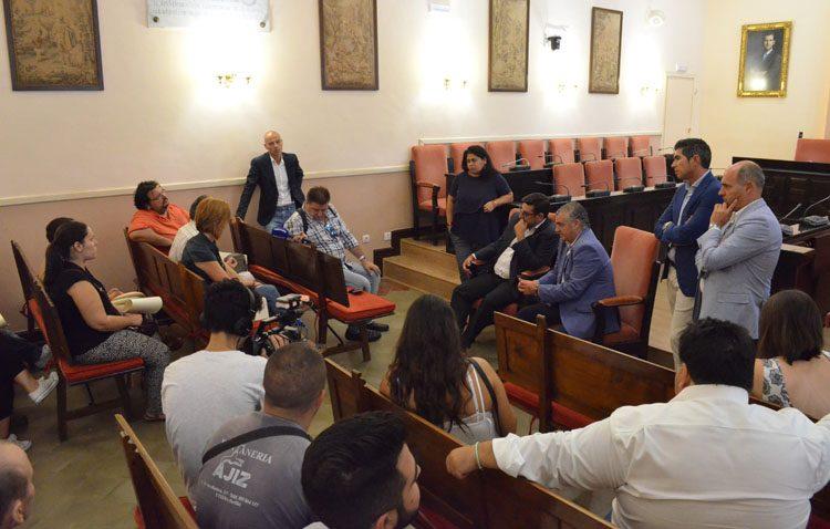 La Junta destaca la inversión de casi 3 millones de euros en políticas activas de empleo en Utrera