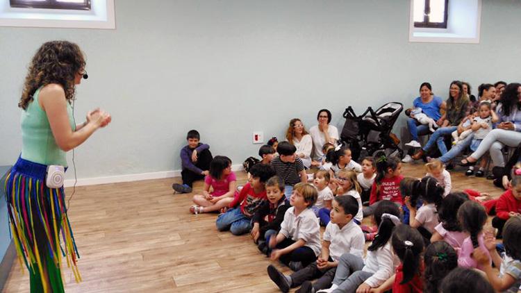 Las actividades infantiles regresan a la biblioteca municipal