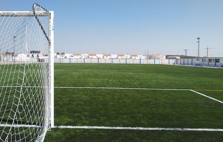 El Palmar de Troya inaugura su nuevo campo de fútbol