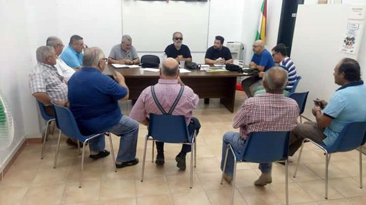 Las movilizaciones en defensa del sistema público de pensiones vuelven a las calles de Utrera