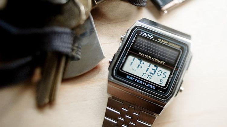 Los relojes Casio vuelven a estar de moda
