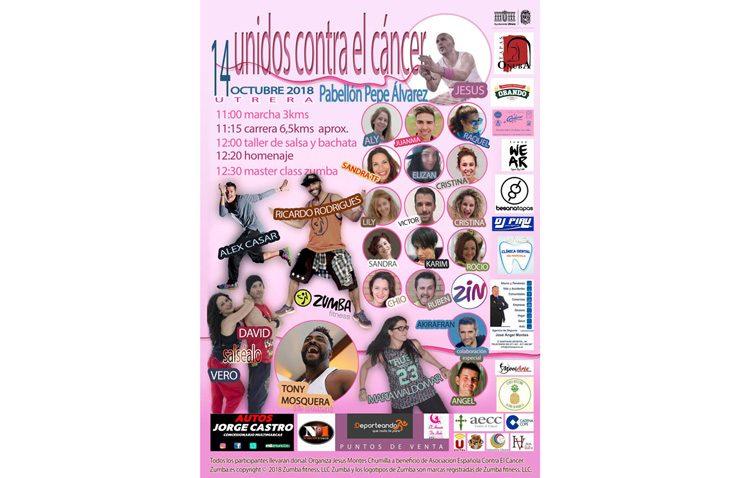 Utrera corre este domingo contra el cáncer en una nueva edición solidaria «Unidos contra el cáncer – Memorial Pepe Álvarez»