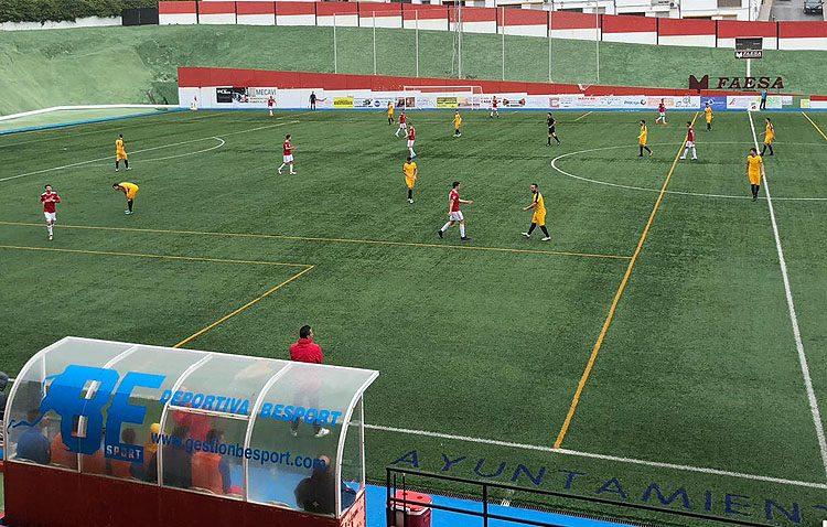 ATLÉTICO ESPELEÑO 1 – 1 C.D. UTRERA: El Utrera suma un nuevo empate a domicilio