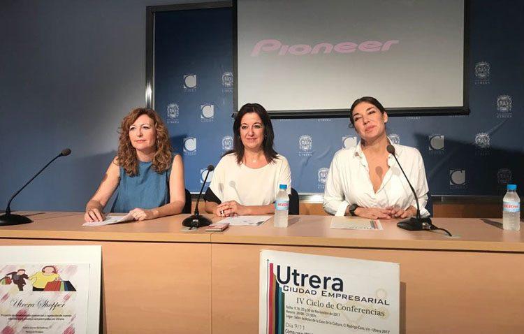 Un ciclo de conferencias empresariales durante el mes de noviembre en Utrera