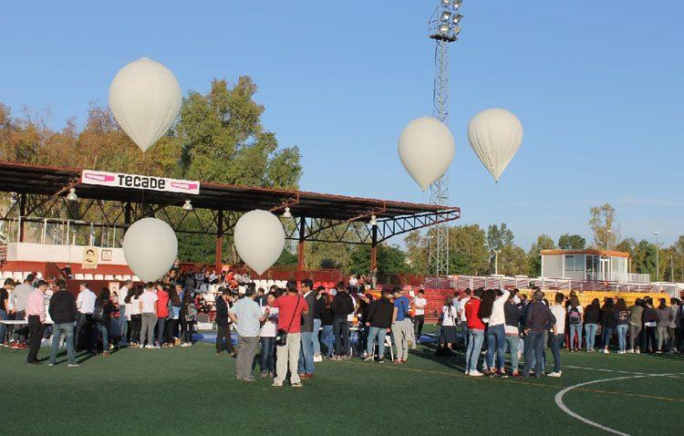 El programa «De Utrera a la estratosfera» vuelve a los centros educativos