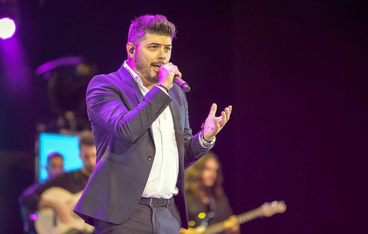El cantante utrerano Demarco Flamenco, nominado a los «Goya» de la música española