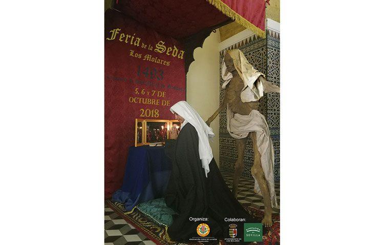 La Feria de la Seda vuelve al castillo de Los Molares con un amplio ramillete de actividades medievales