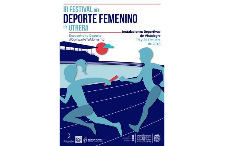 Una veintena de pruebas en el Festival del Deporte Femenino que este año amadrina la piragüista olímpica Beatriz Manchón