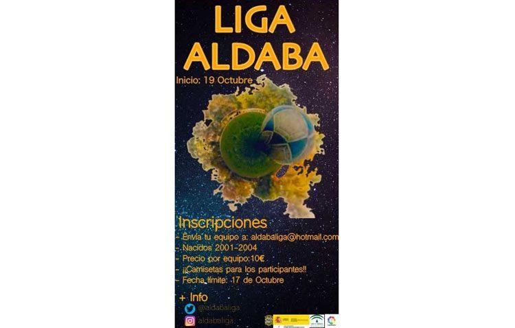 Aldaba comienza una nueva temporada de su liga de fútbol