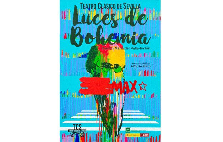 El teatro clásico de Valle-Inclán llega a Utrera con «Luces de Bohemia»