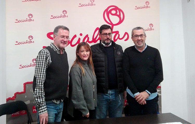 El PSOE de Utrera constituye el comité electoral para los comicios andaluces del 2 de diciembre
