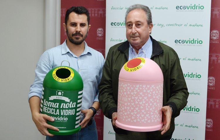 Hasta 100 euros en premios por llevar al mercadillo una botella de vidrio para reciclar