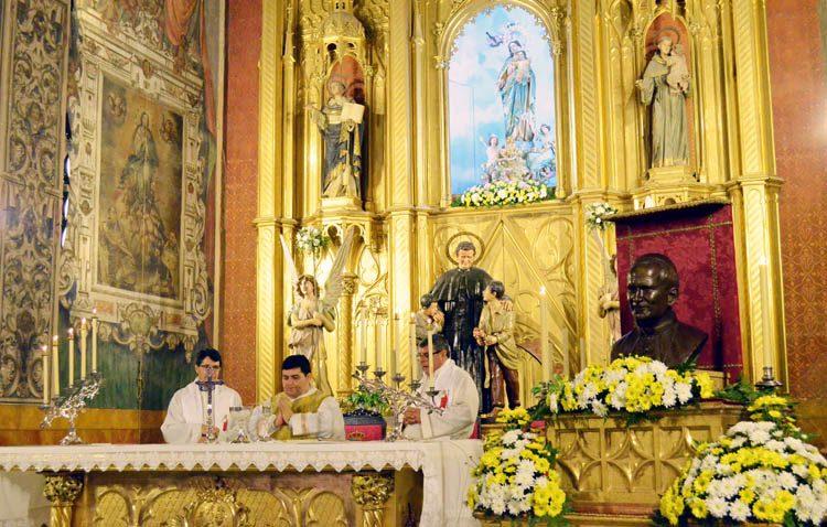 San Juan Pablo II llega a Utrera para recibir culto en los Salesianos