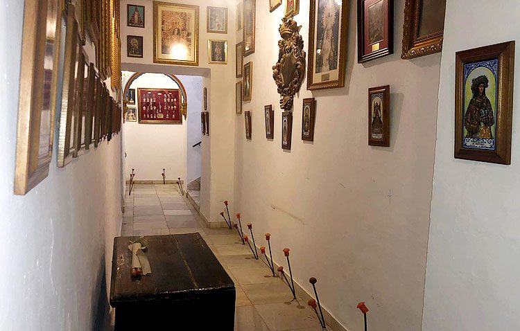 Luz verde a la instalación de un columbario en el santuario de Consolación de Utrera
