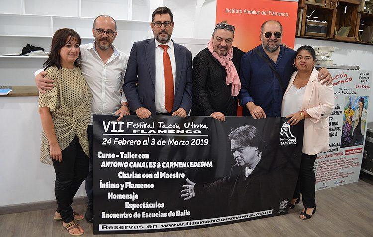 Antonio Canales agradece al Tacón Flamenco el homenaje que le rendirá al proceder de «una de las madres del flamenco»