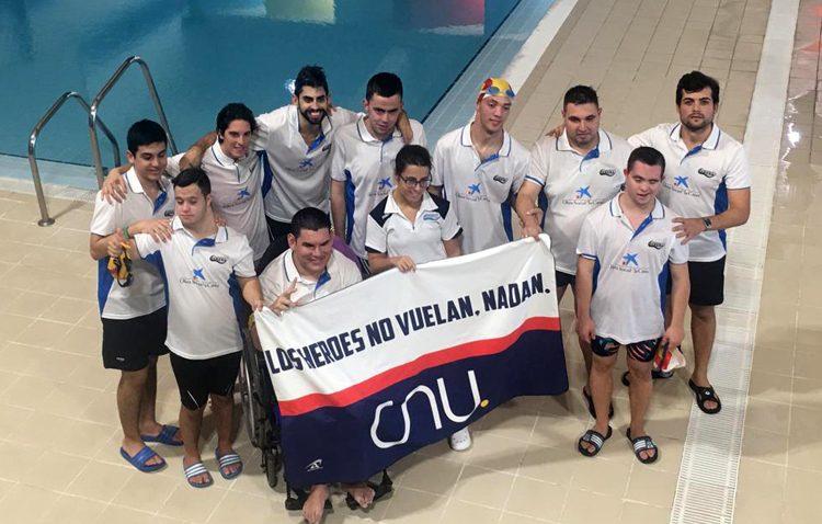 Utrera estará presente en el campeonato de Europa de natación en categoría síndrome de Down