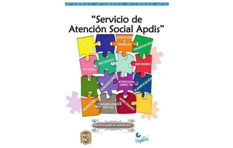 Apdis pone en marcha de nuevo su servicio de atención social
