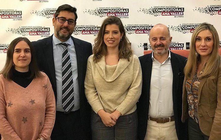 Utrera convoca un concurso nacional de compositoras para «visibilizar la aportación de la mujer en el ámbito de la cultura»