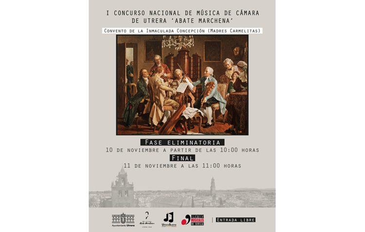 Una quincena de formaciones andaluzas participan en el concurso nacional de música de cámara «Abate Marchena»