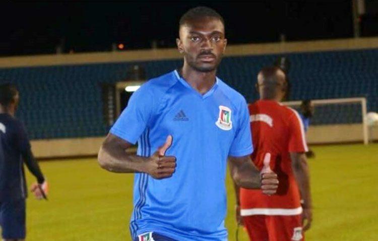 El jugador Esteban Orozco, del C.D. Utrera, repite convocatoria con la selección absoluta de Guinea Ecuatorial