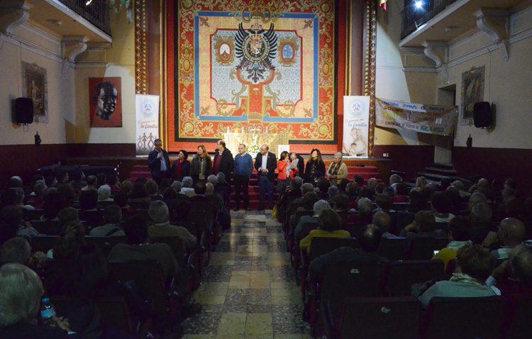 Utrera acoge a 200 personas para celebrar el encuentro inspectorial de familias de Hogares Don Bosco