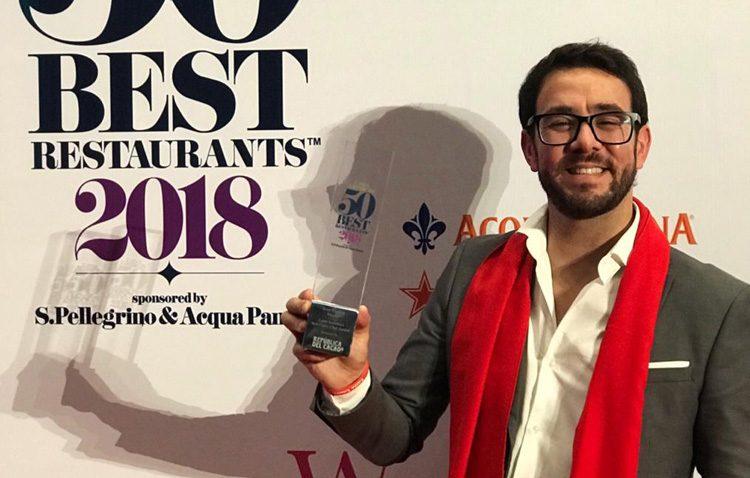 El utrerano Jesús Escalera, premio al mejor chef pastelero de América Latina (VÍDEO)