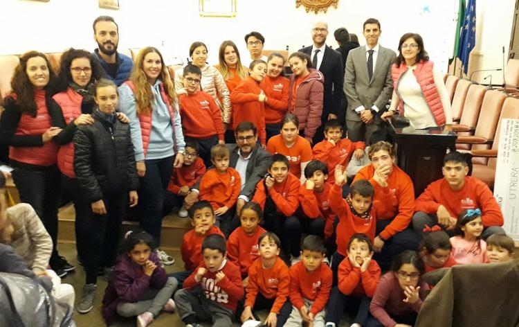 Obra social La Caixa destina más de 200.000 euros en ayudas a las entidades de Utrera en 2018