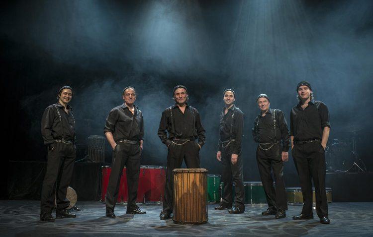 Camut Band llega al teatro con Utrera con un divertido espectáculo de baile y música