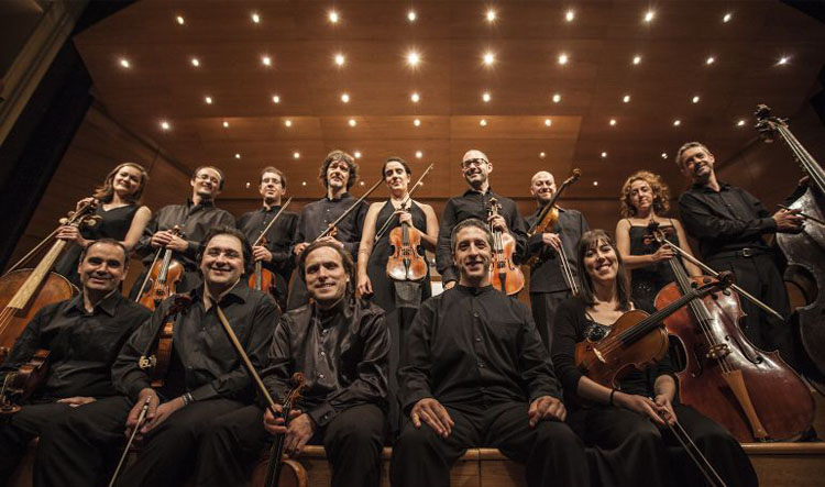 La Orquesta Barroca de Sevilla vuelve este domingo al teatro de Utrera