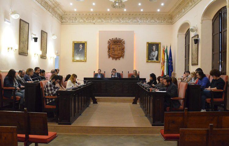El gobierno de Utrera da luz verde a las cuentas municipales para 2019