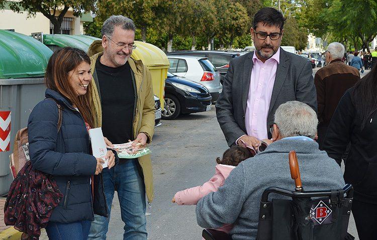 El PSOE de Utrera, satisfecho con las inversiones de la Junta en materia educativa