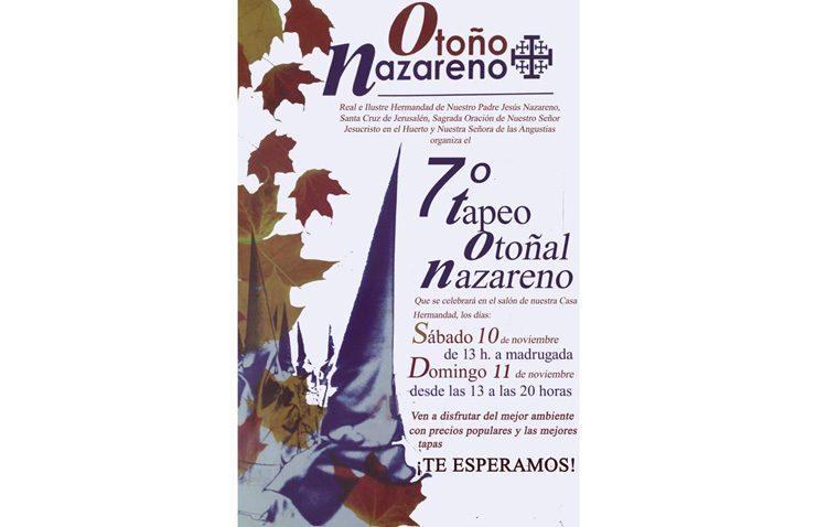 Fin de semana lúdico con la séptima edición del «Tapeo otoñal nazareno»
