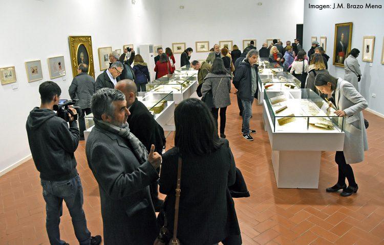Una muestra sobre los viajes del Abate Marchena cierra el año cultural dedicado al ilustre personaje utrerano