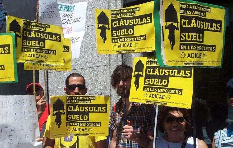 Adicae organiza en Utrera una charla sobre cláusulas suelo, gastos de gestión hipotecaria y consumo responsable