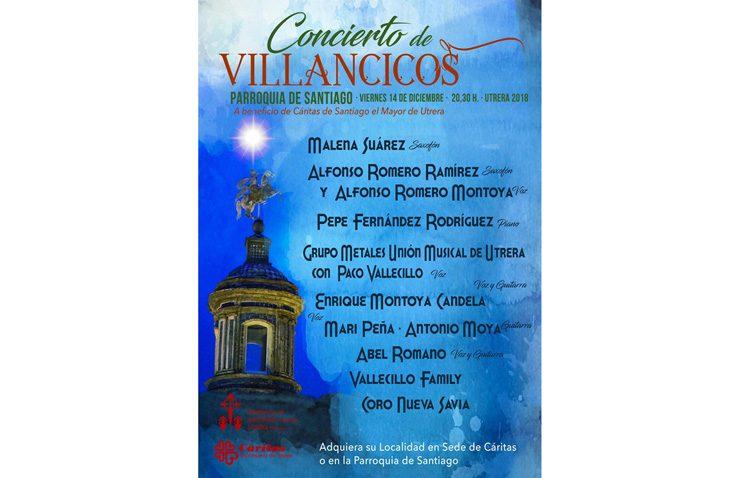 Un concierto de villancicos populares a beneficio de Cáritas de Santiago