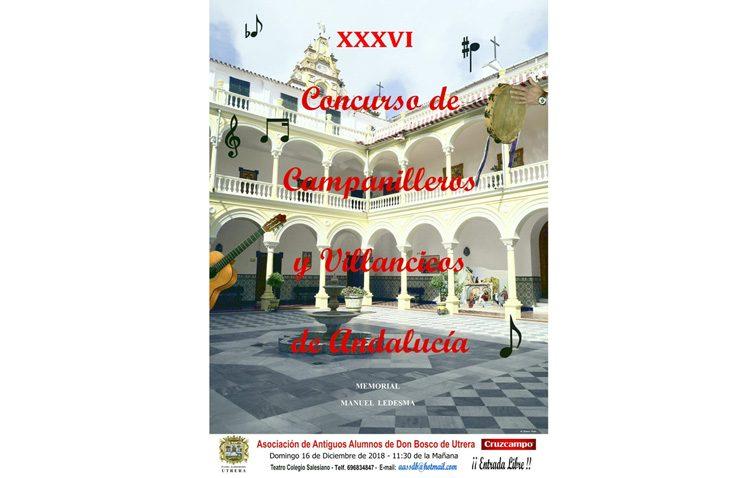 Concurso de campanilleros en el teatro de los Salesianos