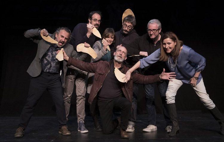 «El asesino de la regañá», una comedia muy sevillana que aterriza en el teatro de Utrera