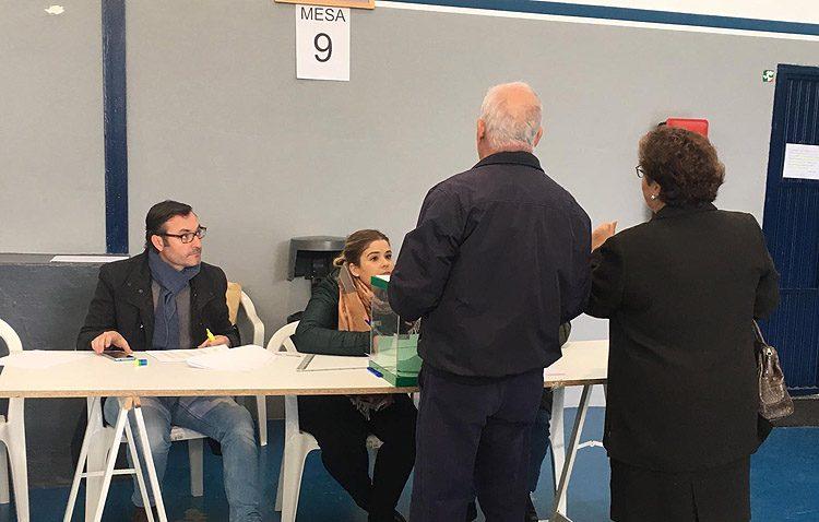 El PSOE gana las elecciones andaluzas en Utrera, pero pierde más de 4.000 votos