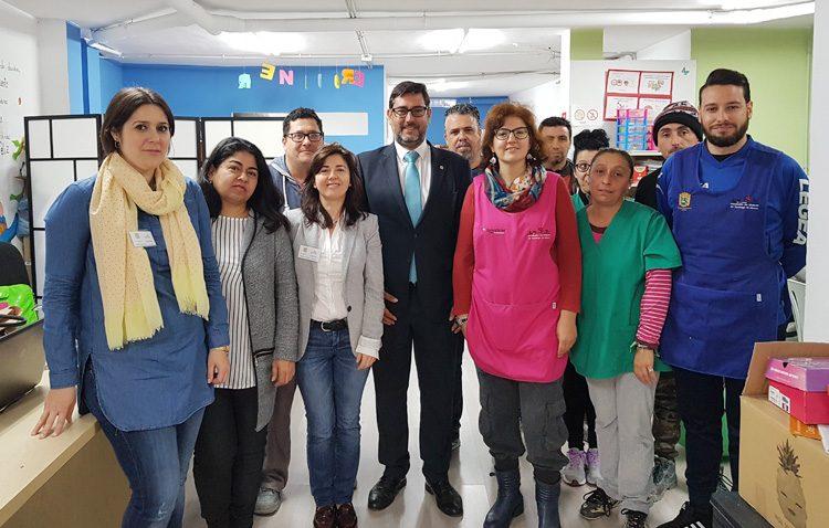 Una nueva edición del plan municipal «Inserta Empleo Utrera» a través de la asociación de mujeres de Santiago