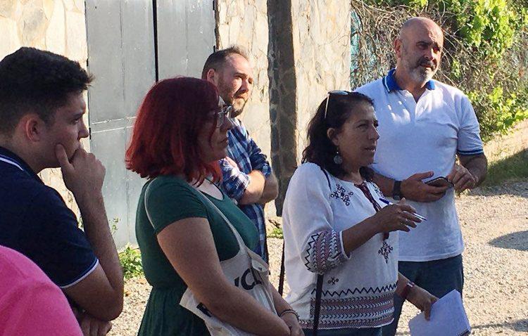 Podemos anuncia su presentación a las primeras elecciones en El Palmar de Troya como municipio independiente