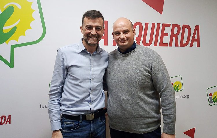 La coordinadora andaluza ratifica a Raúl Monge como candidato de IU a la alcaldía de Utrera