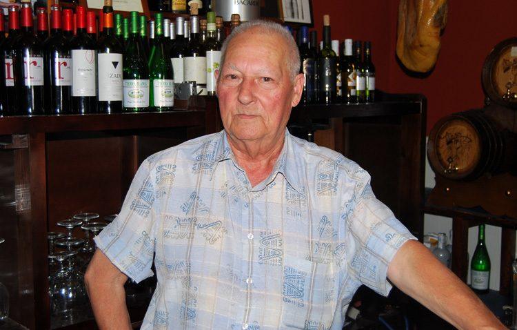 Fallece a los 78 años Basilio Díaz Peña, un referente de la gastronomía utrerana al frente de «Casa Basilio»