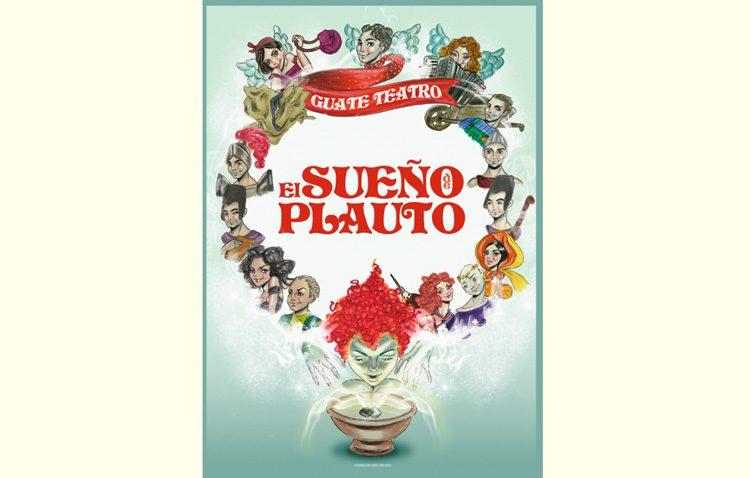 Guate Teatro vuelve al «Enrique de la Cuadra» con la obra «El sueño de Plauto»