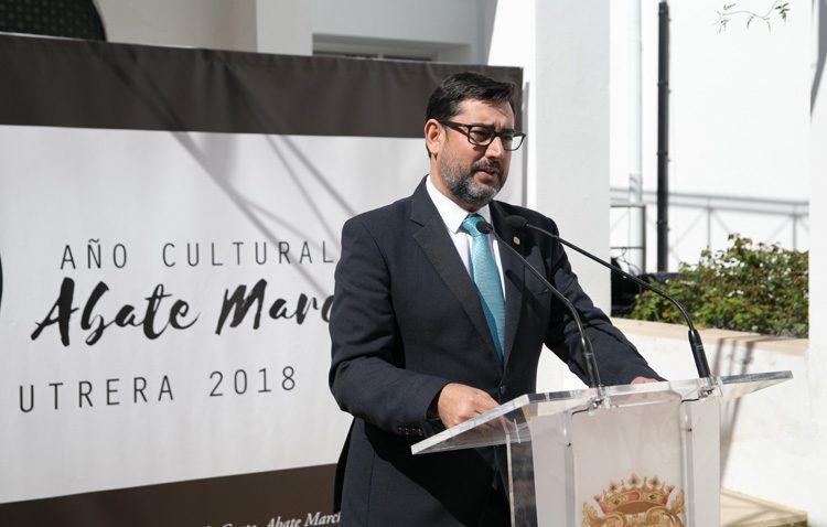 El PSOE de Utrera califica de «rotundo éxito» el año cultural del Abate Marchena