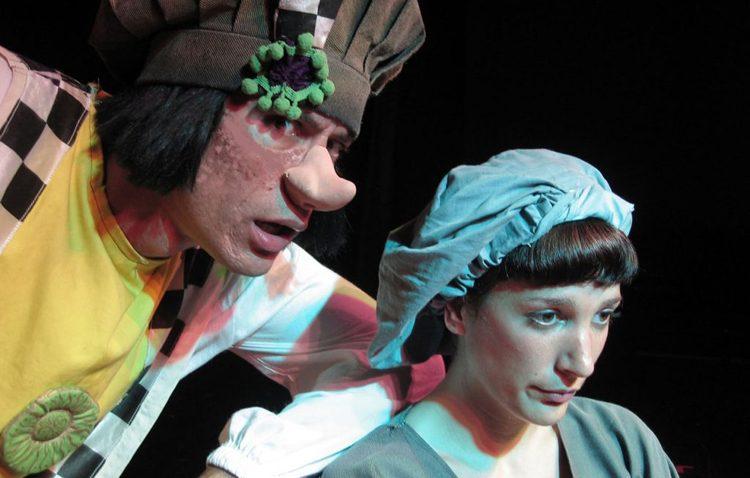 Un espectáculo para toda la familia en el teatro de Utrera con «La Cenicienta»
